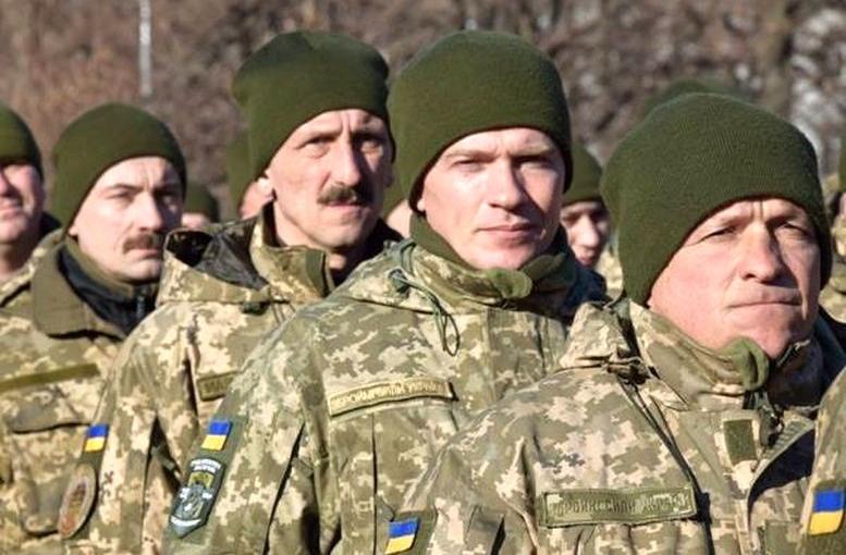 Військовослужбовці 28-ї окремої механізованої бригади - Одеса - 03