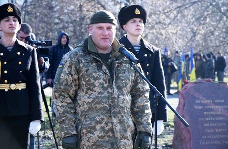 Військовослужбовці 28-ї окремої механізованої бригади - Одеса - 04