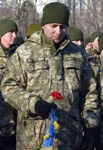 Військовослужбовці 28-ї окремої механізованої бригади - Одеса - 102