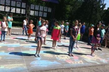 День захисту дітей - Березівка - 03
