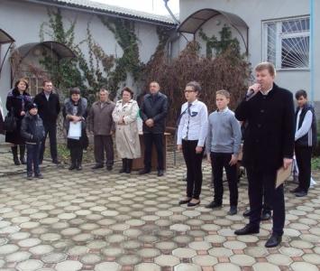 Новокапланская школа - юбилей - 05