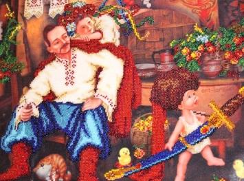 Измаильский историко-краеведческом музей Придунавья - выставка «Зимние посиделки» - Измаил - 4
