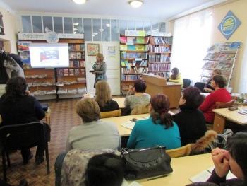 Бібліотека - семінар - Татарбунари - 05