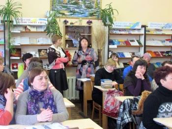 Бібліотека - семінар - Татарбунари - 06