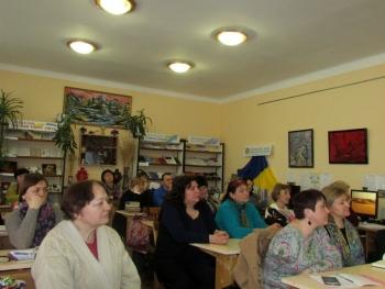 Бібліотека - семінар - Татарбунари - 10