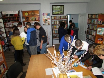 Всеукраїнський тиждень юнацької книги - Татарбунари - 05