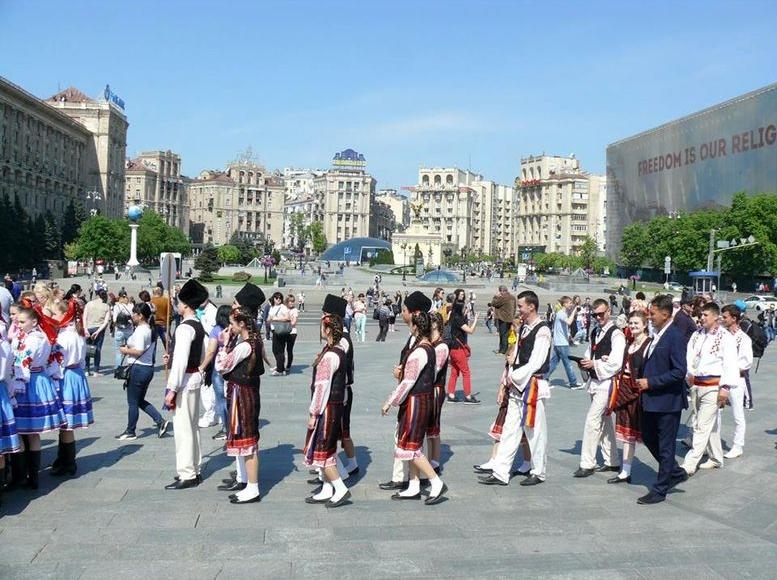 фестиваль-конкурс «Веселкова Терпсихора» - ансамбль «Дор Басарабян» - 05
