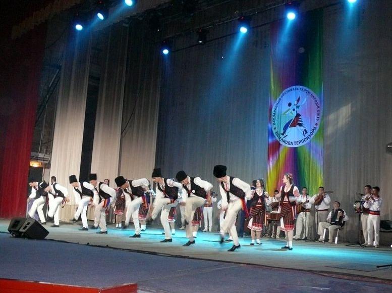 фестиваль-конкурс «Веселкова Терпсихора» - ансамбль «Дор Басарабян» - 06