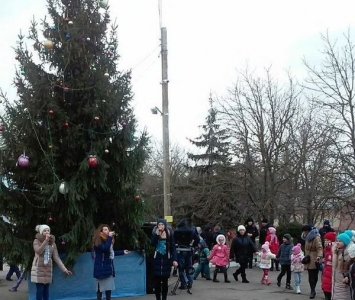 Новий рік - Березівка - 05
