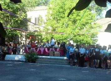 Перший дзвоник для учнів Березівського району - 2