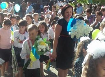 Перший дзвоник для учнів Березівського району - 6