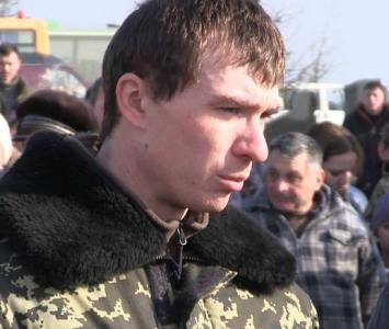 Татарбунари попрощалися із героєм АТО Романом Гульченко - 18