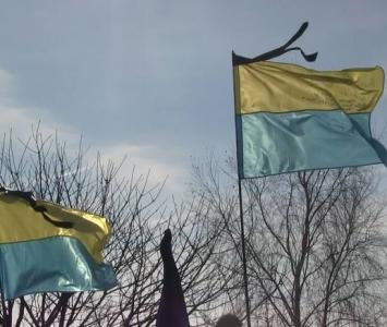 Татарбунари попрощалися із героєм АТО Романом Гульченко - 19