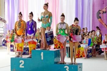 Международный турнир по художественной гимнастике - Измаил - 01