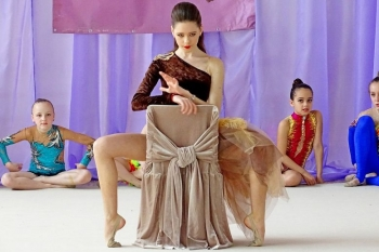 Международный турнир по художественной гимнастике - Измаил - 02