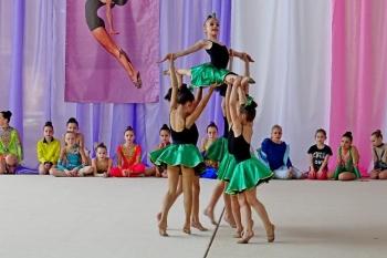 Международный турнир по художественной гимнастике - Измаил - 09