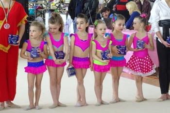 Международный турнир по художественной гимнастике - Измаил - 12