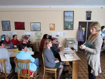 семінар - підвищення кваліфікації - бібліотека - Татарбунари - 05