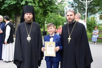1030-летие Крещения Киевской Руси - Измаил - 09