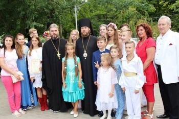 1030-летие Крещения Киевской Руси - Измаил - 03