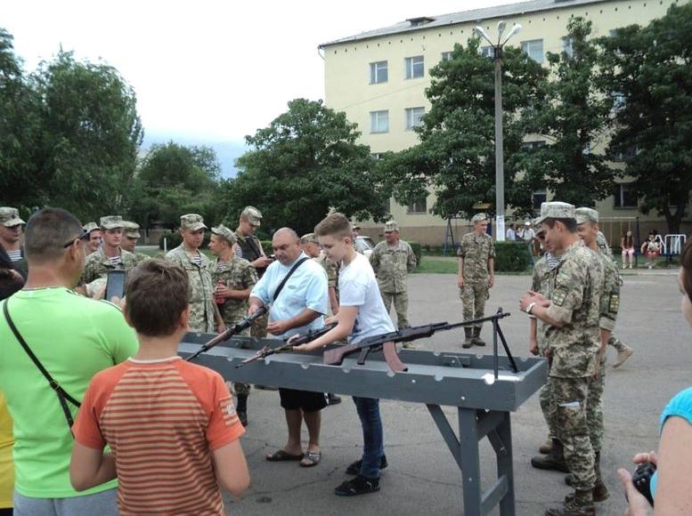 День Військово-Морських Сил Збройних Сил України - Сарата - 01