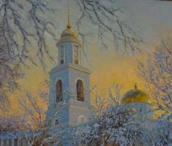 Художественная выставка «Дыхание зимы» - Измаил - 03