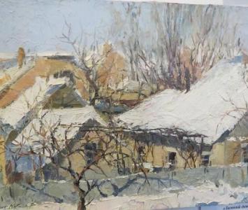 Художественная выставка «Дыхание зимы» - Измаил - 04