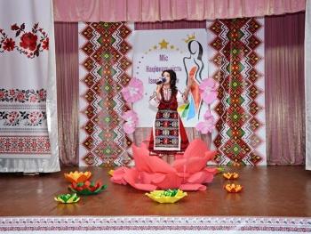 Конкурс красоты и таланта «Мисс-национальность Измаильщины» - 03