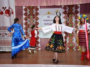 Конкурс красоты и таланта «Мисс-национальность Измаильщины» - 07