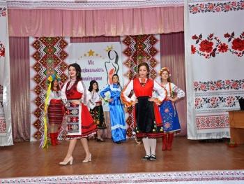 Конкурс красоты и таланта «Мисс-национальность Измаильщины» - 09