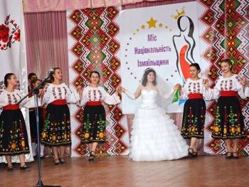Конкурс красоты и таланта «Мисс-национальность Измаильщины» - 15