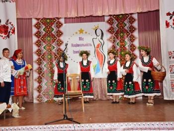 Конкурс красоты и таланта «Мисс-национальность Измаильщины» - 16