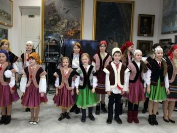 Арт-проект «Новогодняя феерия» - закрытие фестиваля - Измаил - 03
