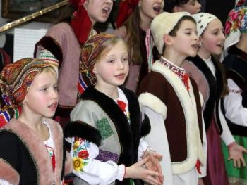 Арт-проект «Новогодняя феерия» - закрытие фестиваля - Измаил - 04