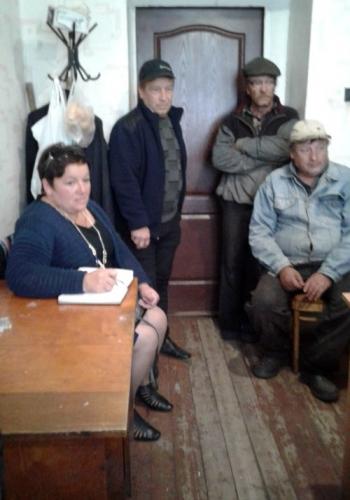вибори у Цебриковську ОТГ - зустріч із кандидатом - 01
