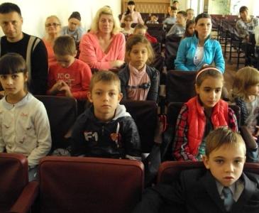 Болгарская школа выходного дня в Арцизе - 2