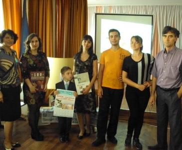 Болгарская школа выходного дня в Арцизе - 4