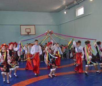 Измаил - открытие спортзала спортивной школы №1 - 01