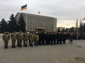 День Збройних Сил України - Ізмаїл - 02