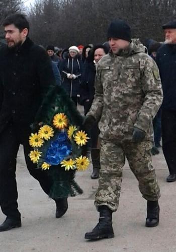 День Збройних Сил України - Велика Михайлівка - 02