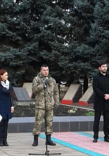 День Збройних Сил України - Велика Михайлівка - 05