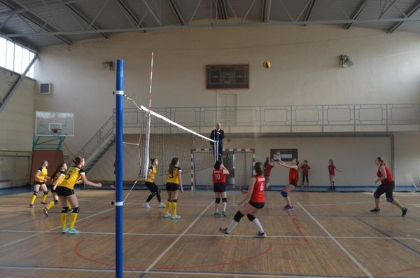Турнир по волейболу - Измаил - 01