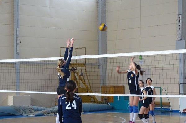 Турнир по волейболу - Измаил - 03