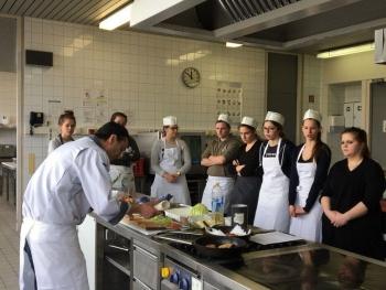 Поездка измаильских школьников в Германию – дуальное образование - 09