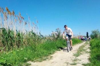 Велосипедный турнир «Загартовуй тіло й дух — допоможе велорух» - Измаил - 04