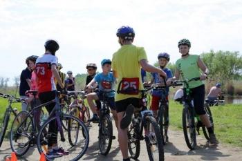 Велосипедный турнир «Загартовуй тіло й дух — допоможе велорух» - Измаил - 11