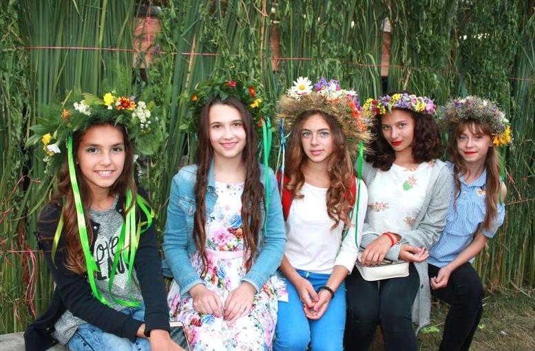 Етнофестиваль «Квітка папороті» - Саврань - 6