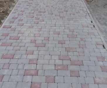 Вулиці Березівки суттєво змінилися - як стало тротуар - 2