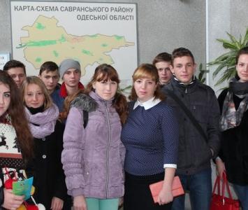 Ярмарка професій - Савранський районний центр зайнятості - 1