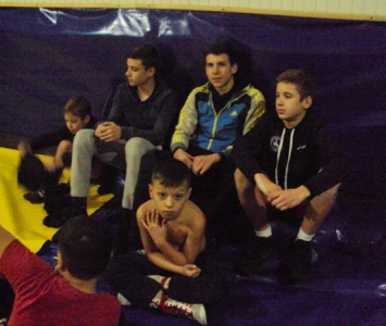 Борцовский спортивный клуб «Спарта» - Арциз - 02
